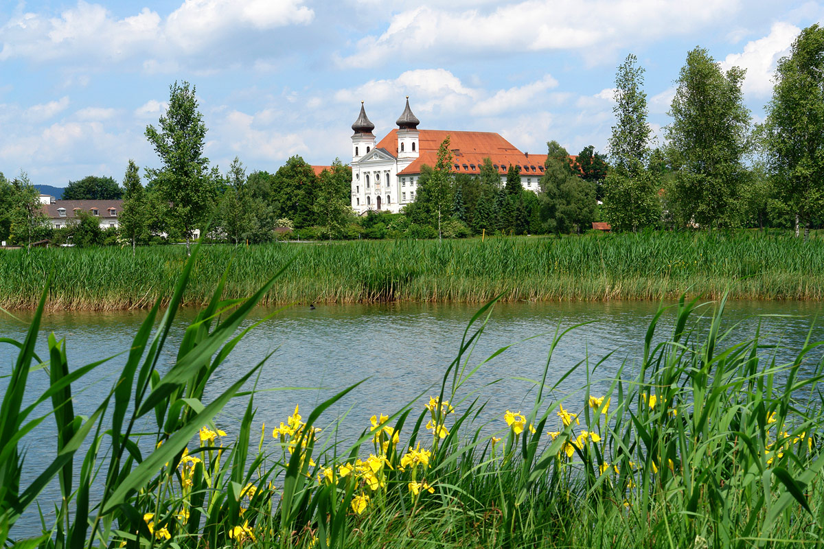Das Kloster Schlehdorf