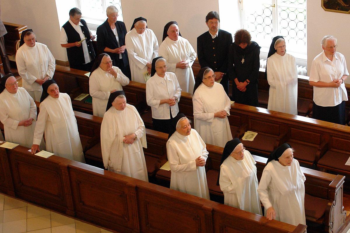 Schwestern der Missionsdominikanerinnen in Gemeinschaft